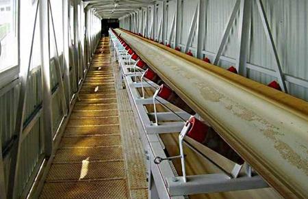 Сборка ленточных конвейеров ролик транспортер ленточный